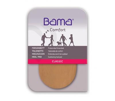 Кожаные полустельки под пятку Bama CLASSIC