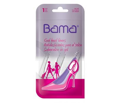 Гелевые вкладыши для пятки Bama Gel Heel Liners